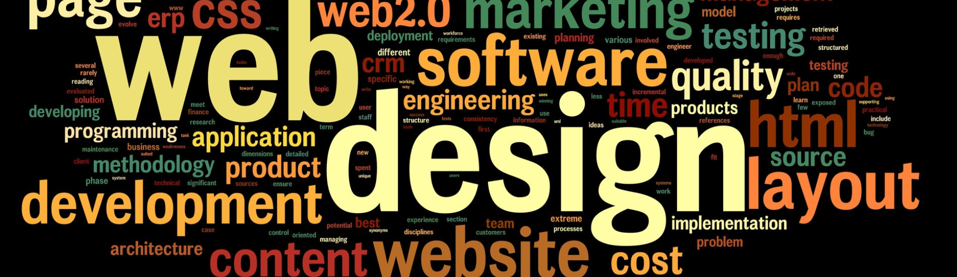 Webdesign Header