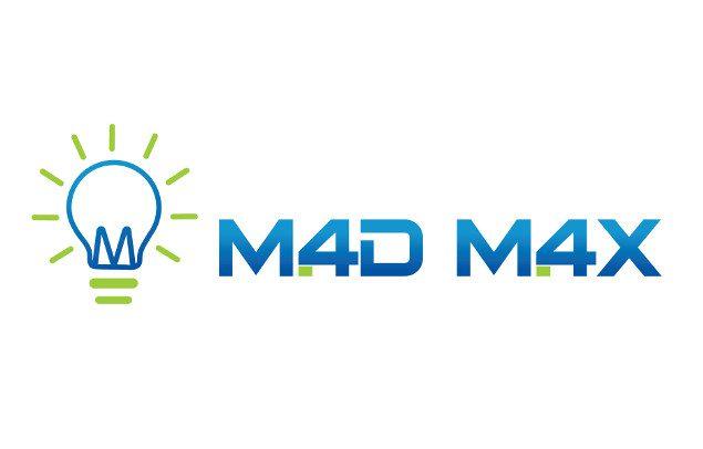 M4DM4X Logo